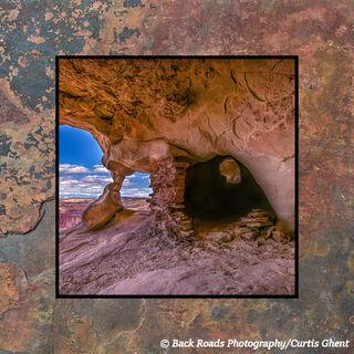 Aztec Butte Ruin on Slate