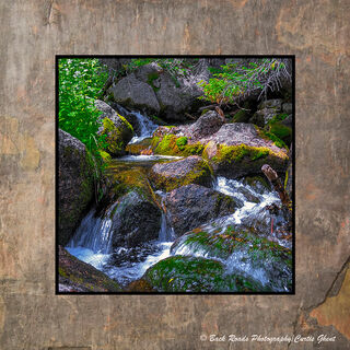 Mossy Water Fall
