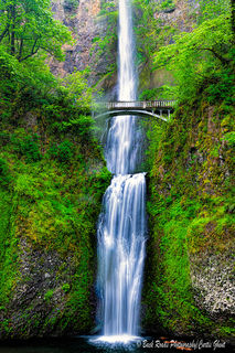 water falls, Portland, Columbia river