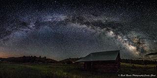 Westcliff Milky Way