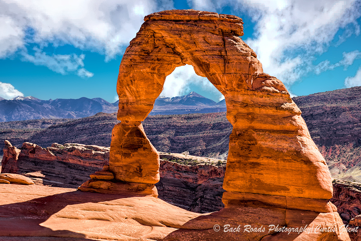 Delicate, Arches, Moab, photo