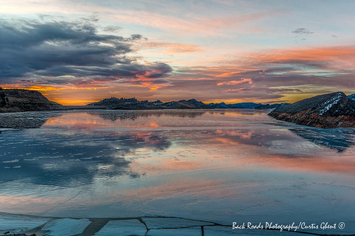 Sunrise, Horsetooth, , photo