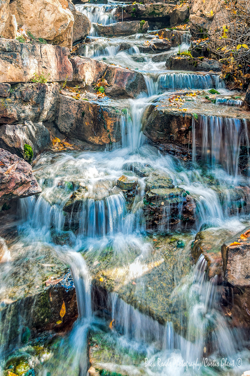 Vail, waterfalls,, photo